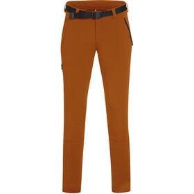 Maier Sports Naturno Slim Pantaloni da trekking Uomo, arancione